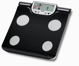 Osobní digitální váha se slotem pro SD kartu a segmentální analýzou Tanita BC-601 - zvìtšit obrázek