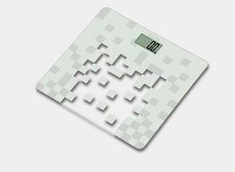 Sklenìná digitální váha Tanita HD-380 bílá