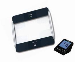 SET - Tìlesný analyzátor s pøenosem dat  Tanita BC-1000 a bezdrátový displej D-1000 - zvìtšit obrázek