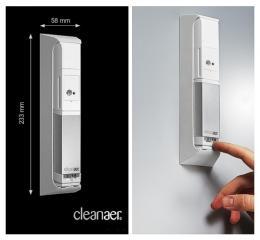 Èistièka a osvìžovaè vzduchu Airnote™ Cleanaer  - zvìtšit obrázek