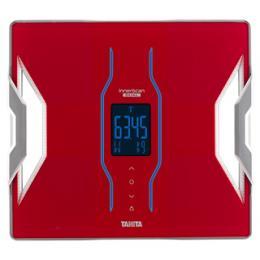 Inteligentní osobní váha Tanita RD 953 s tìlesnou analýzou a pøipojením Bluetooth - barva èervená - zvìtšit obrázek
