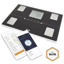 Chytrá osobní váha s tìlesnou analýzou a pøipojením Bluetooth BC 401 èerná